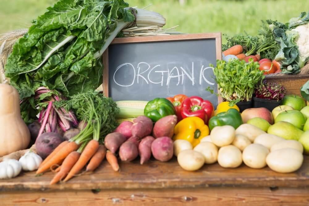 san pham organic la gi